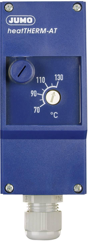 Zabudovateľný izbový termostat Jumo, 70 - 130 ° C