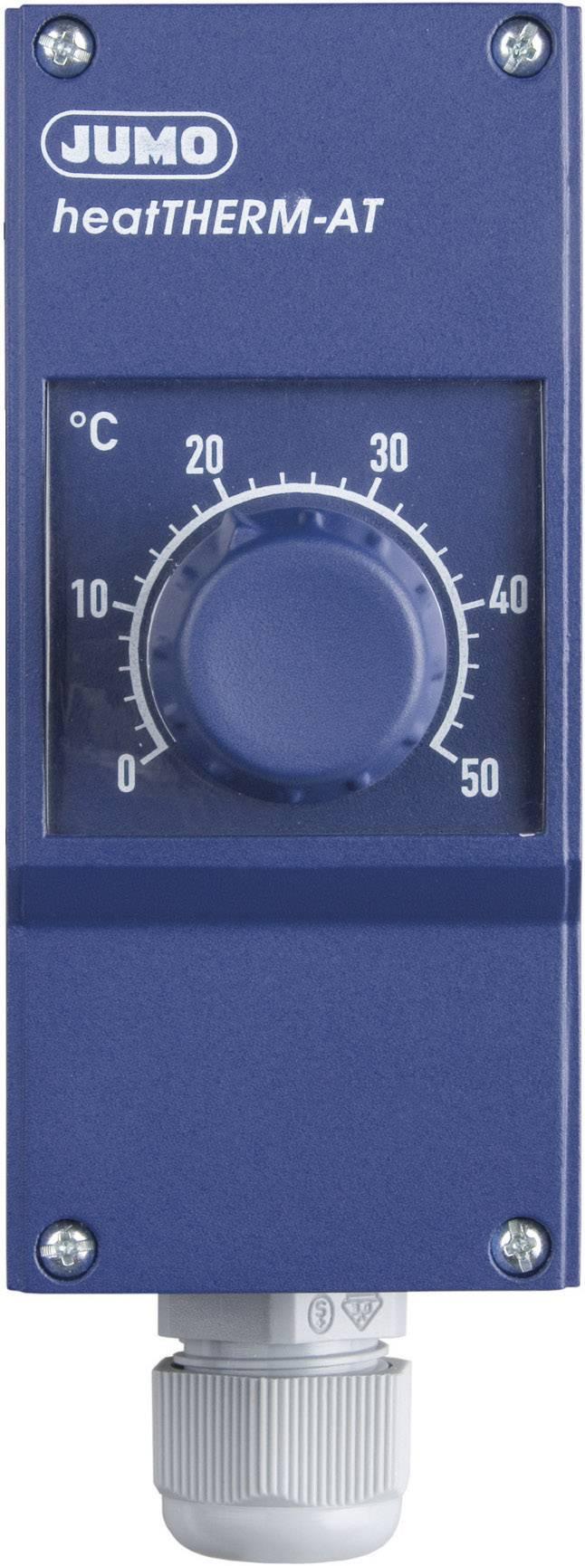 Zabudovateľný priestorový termostat Jumo heatTHERM TN-60/6003164, 16 A, 230 V