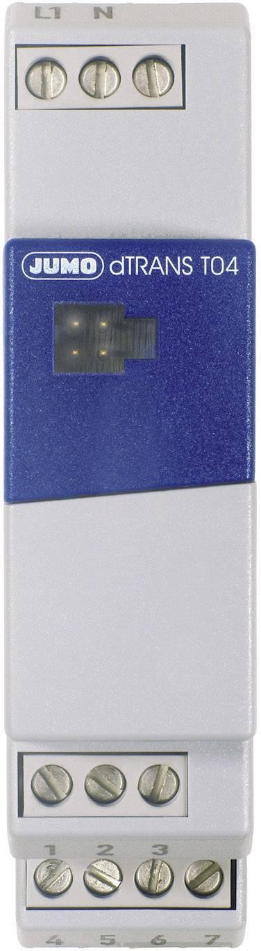 Měřicí převodník Jumo dTRANS T04 (00439267), 4drátový