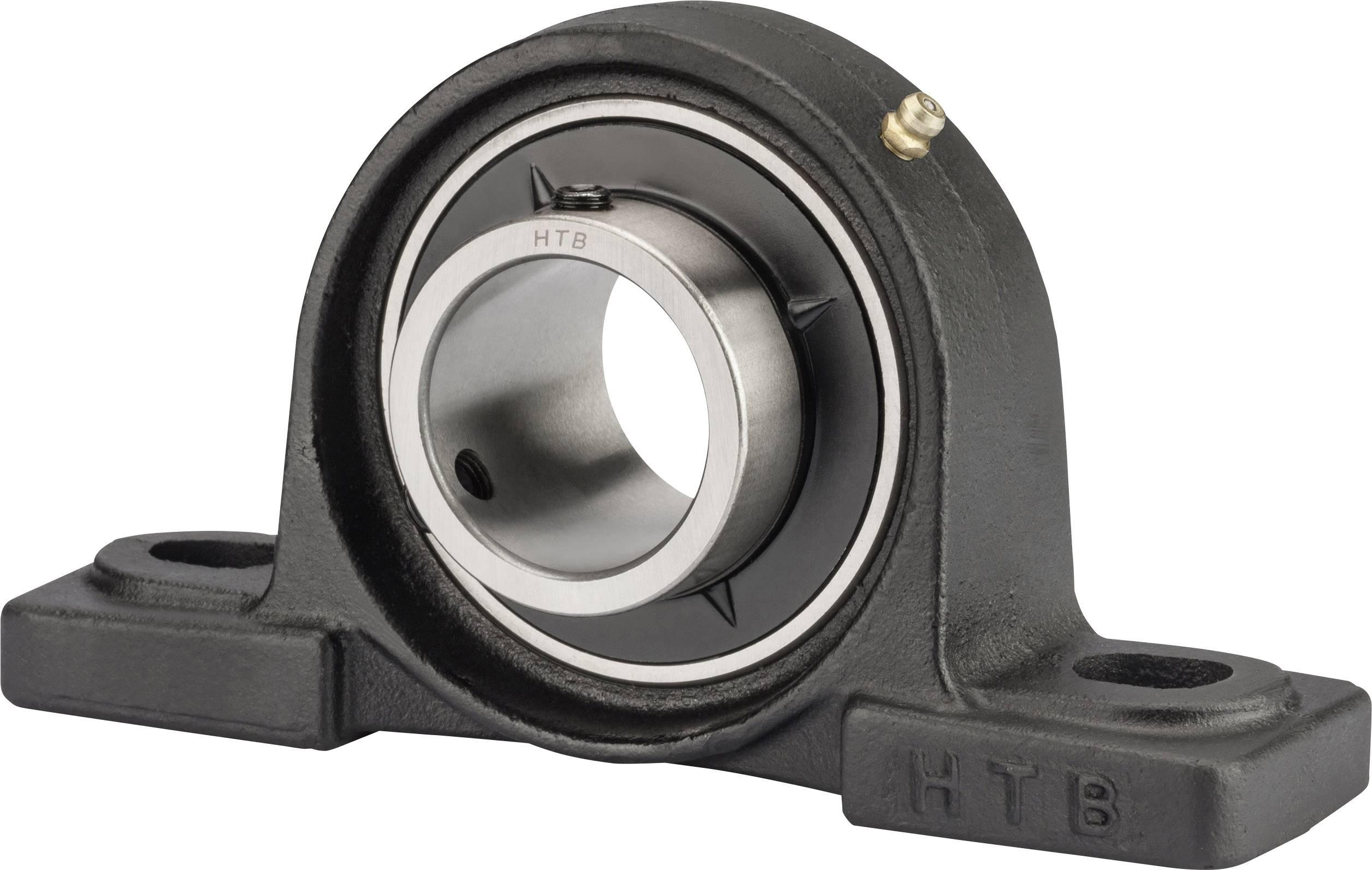 Ložiskové těleso UBC UCP 206 šedé průměr 30 mm