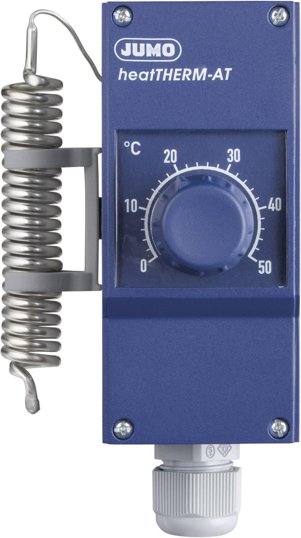 Průmyslový termostat JUMO heatTHERM TR-60/60003192, 16 A, 230 V/AC