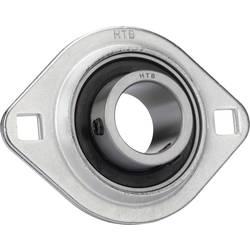 Přírubové ložisko HTB ocelový plech SBPFL 205 Ø otvoru 25 mm Rozestup děr 76 mm