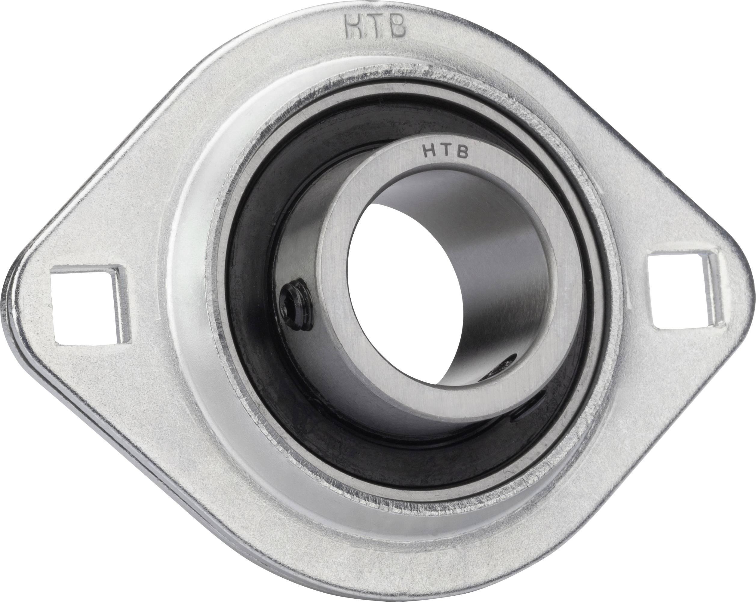 Prírubové ložisko HTB SBPFL 202, Ø otvoru 15 mm