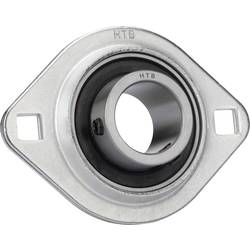 Prírubové ložisko HTB SBPFL 204, Ø otvoru 20 mm