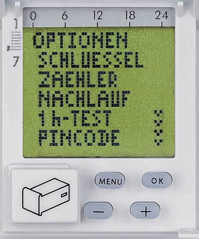 Časovač na DIN lištu Siemens 7LF4521-0, 230 V/AC, 16 A/250 V