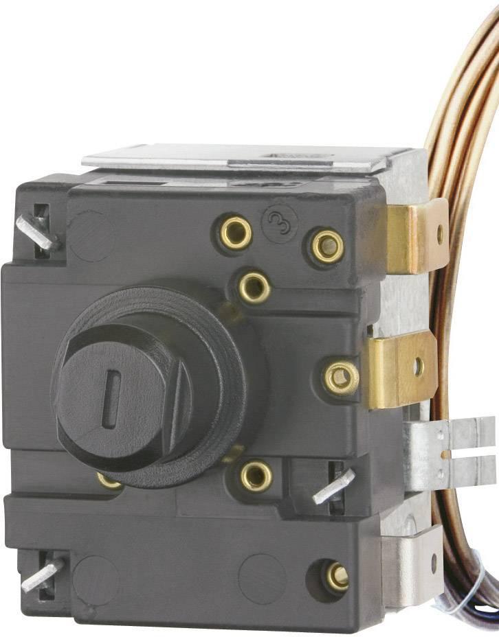 Zabudovateľný bezpečnostný termostat Jumo, 70 - 130 °C, 230 V/AC