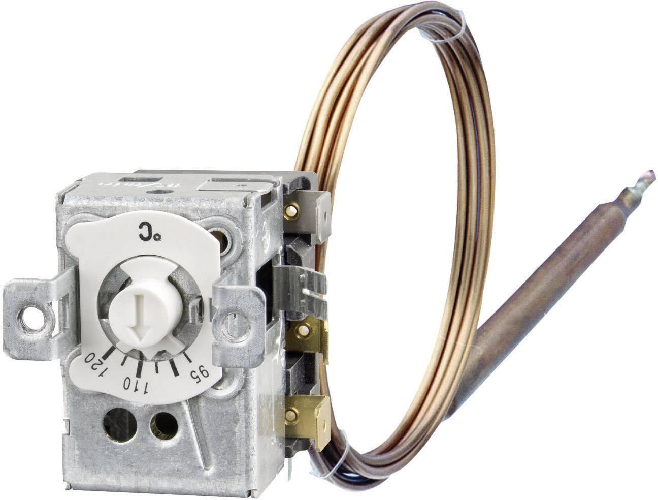 Termostat Jumo heatTHERM, 70-130 °C, 230 V/AC, 16 A