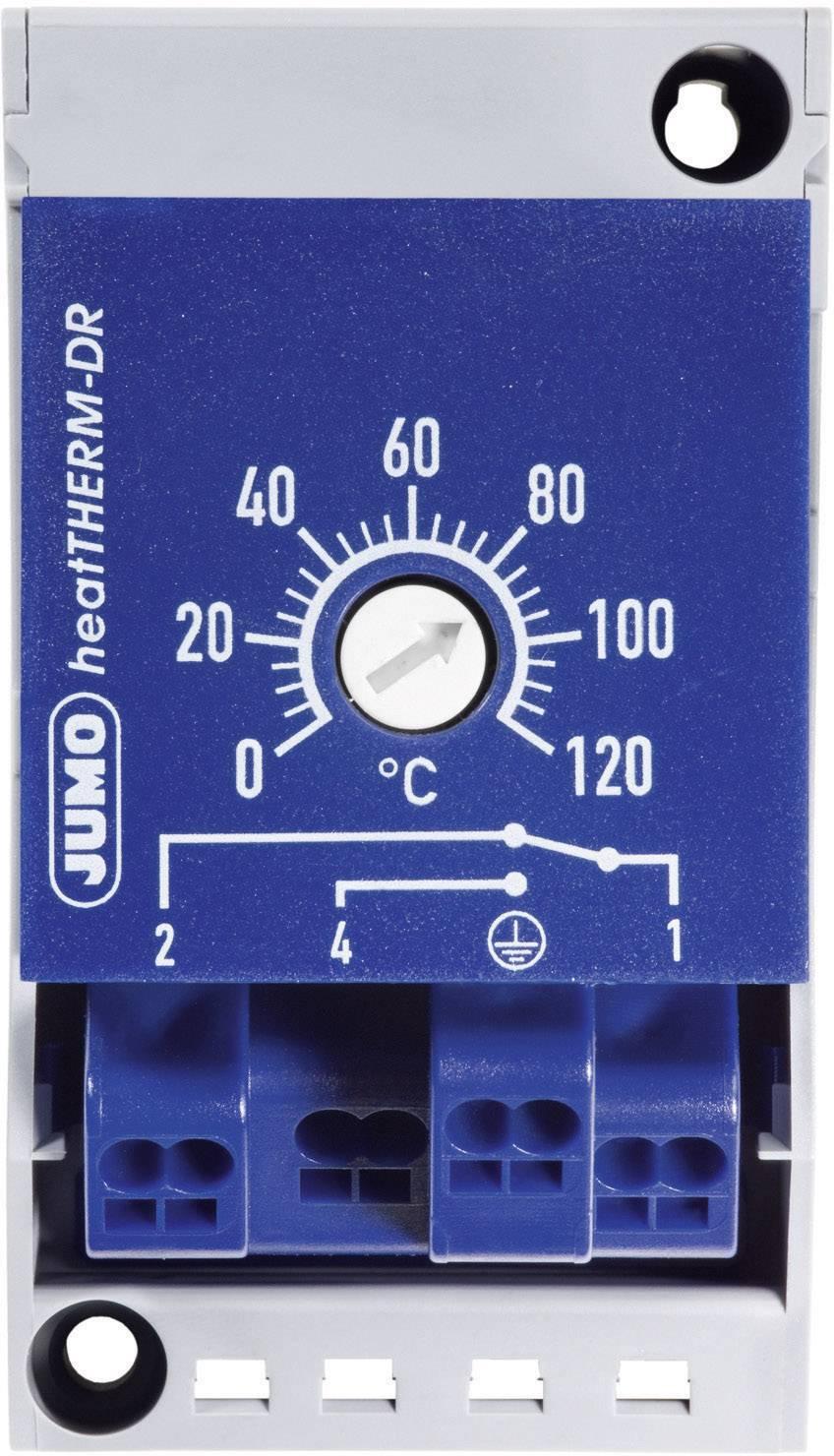 Termostat Jumo heatTHERM, 0-120 °C, 230 V/AC, 16 A