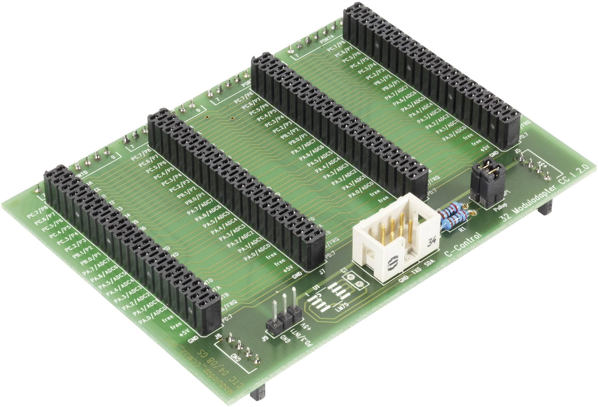 Rozšiřující modul C-Control PRO 32, vhodný pro řadu: C-Control Pro