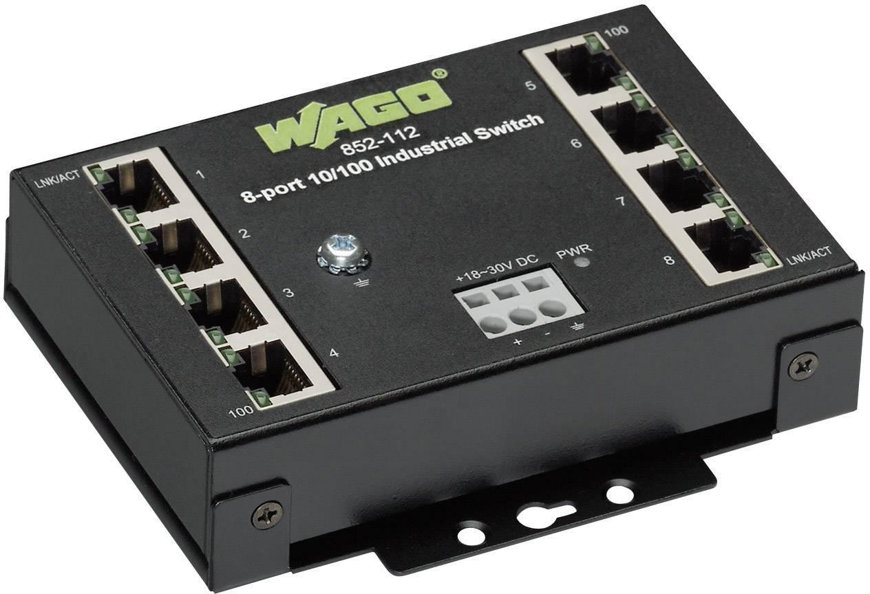 WAGO 852-112, 12 V/DC, 24 V/DC