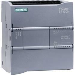 Řídicí reléový PLC modul Siemens CPU 1211C AC/DC/RELAIS (6ES7211-1BD30-0XB0), IP20