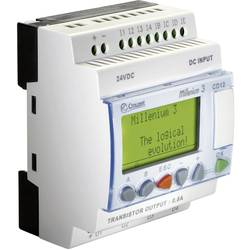 Riadiaci modul Crouzet Millenium 3 CD12 88970041, 24 V/DC