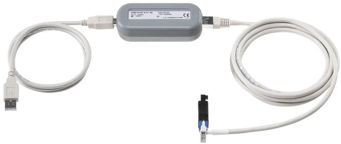PC interface kabel Jumo pro pro Jumo cTRON
