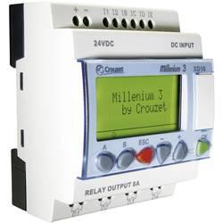 Riadiaci modul Crouzet Millenium 3 XD10 S 88970142, 24 V/DC