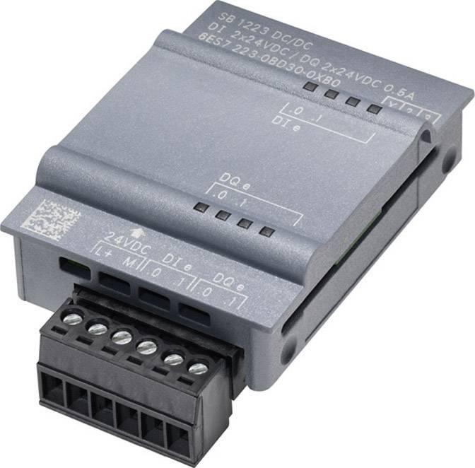 Rozšiřovací PLC modul Siemens S7-1200 SB 1222 (6ES7222-1BD30-0XB0)
