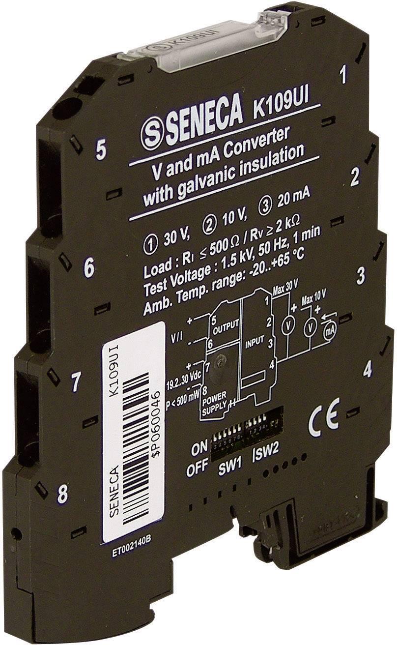 Převodník signálu - proud/napětí Wachendorff WK109UI0