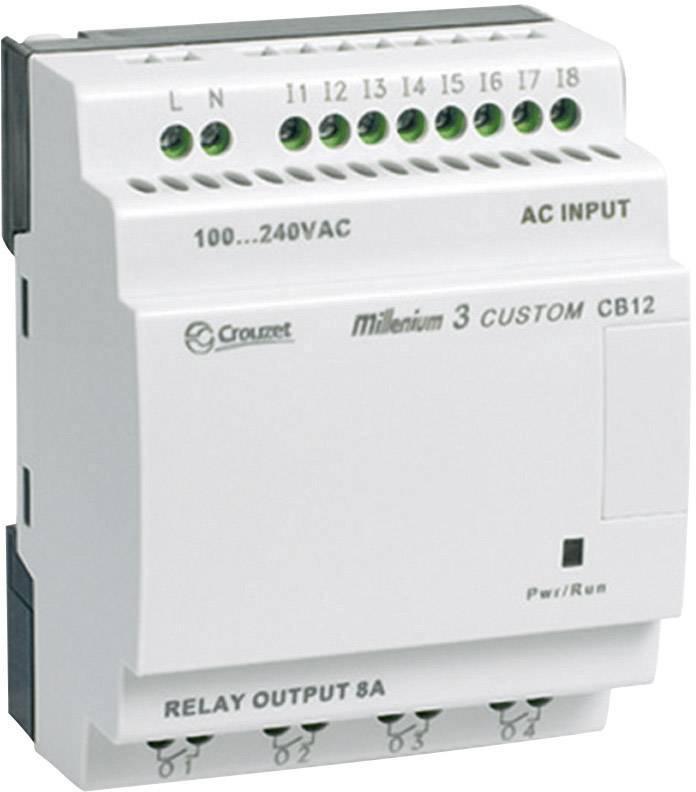 Riadiacimodul Crouzet Millenium 3 Smart CB12 R 88974021, 24 V/DC