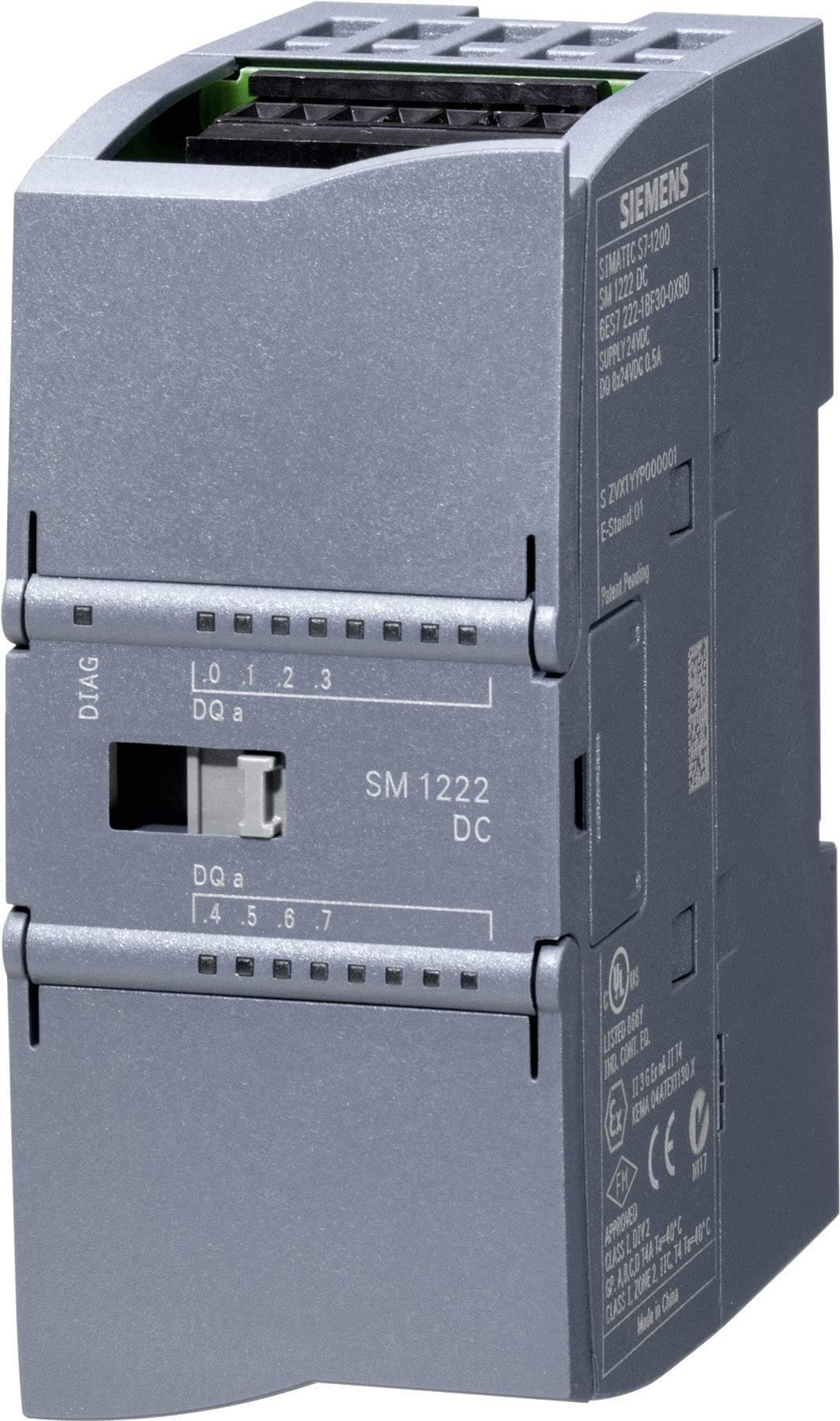 PLC rozširujúci modul Siemens SM 1222 6ES7222-1BF32-0XB0