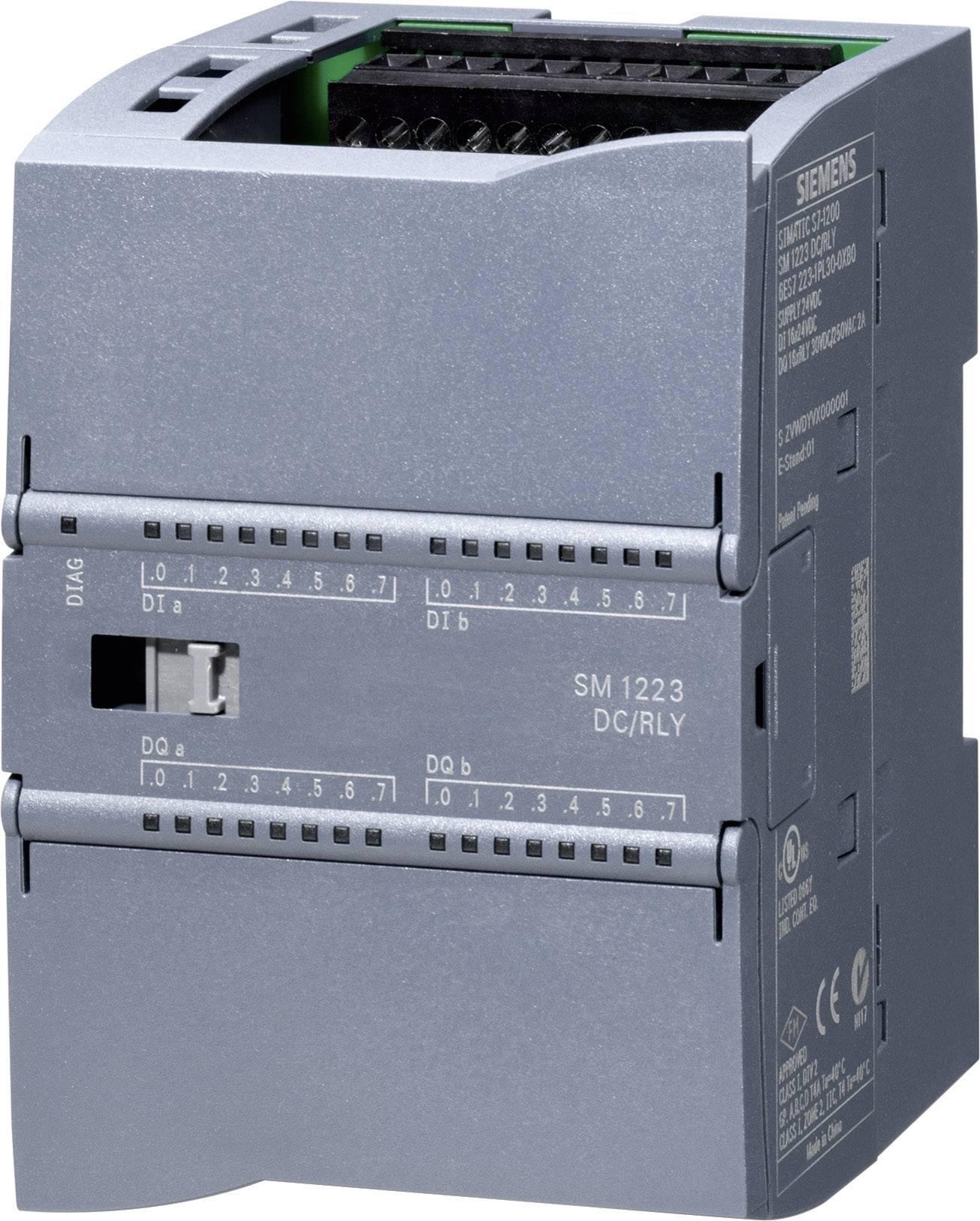 PLC rozširujúci modul Siemens SM 1223 6ES7223-1PH32-0XB0