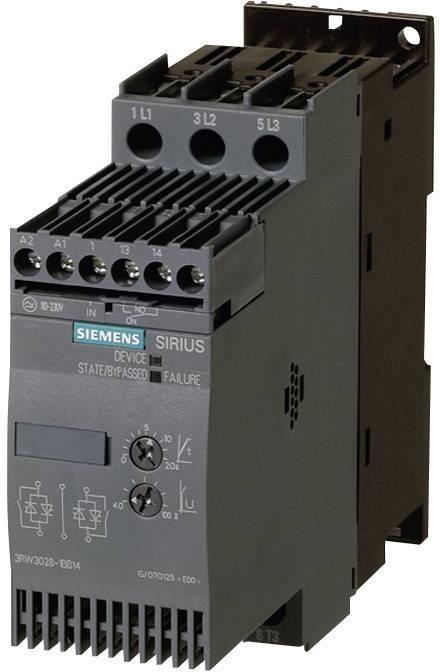 Softstartér Siemens 3RW3017 (3RW3017-1BB14)