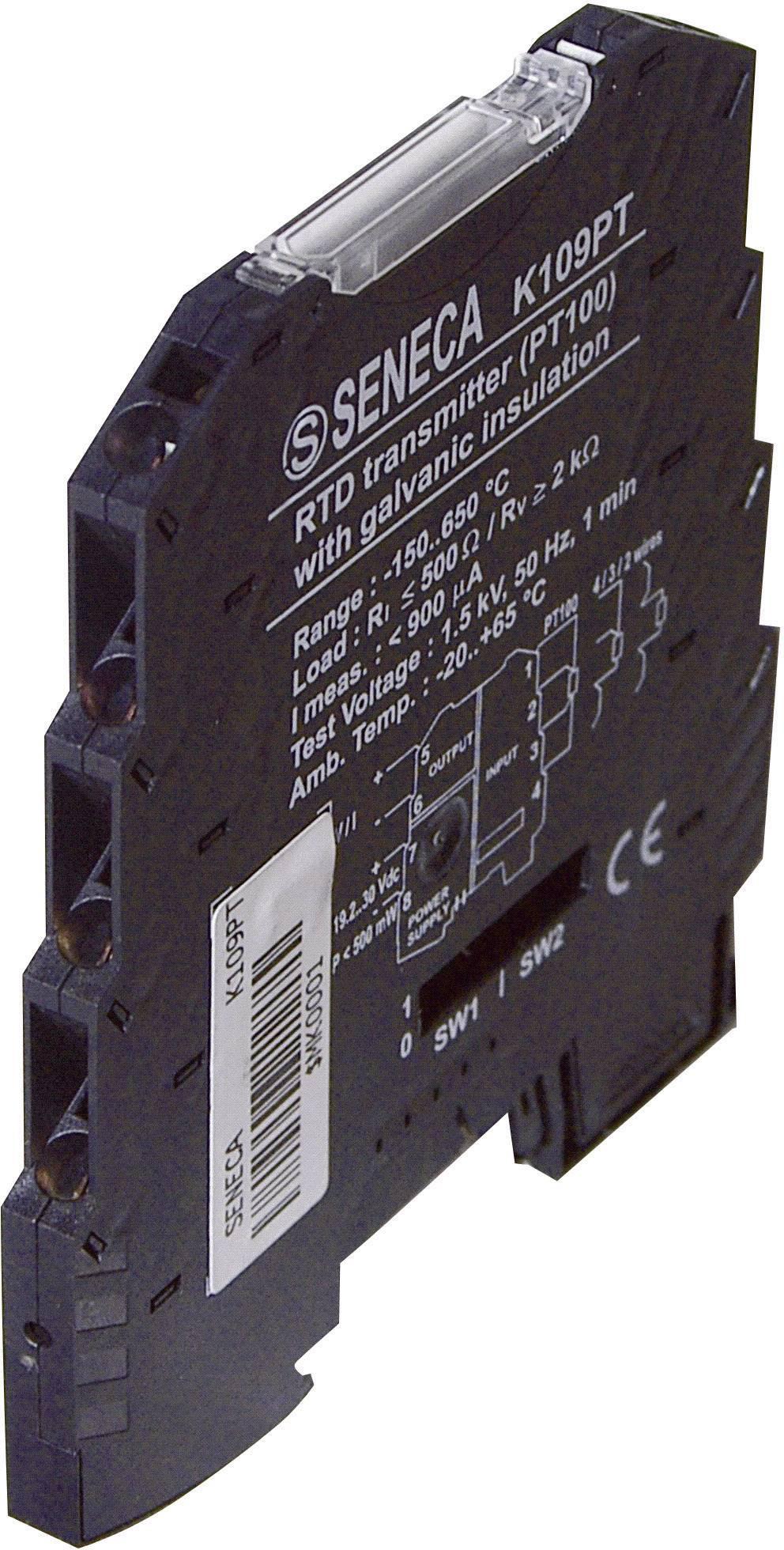 Převodník signálu Wachendorff WK109PT0 PT100