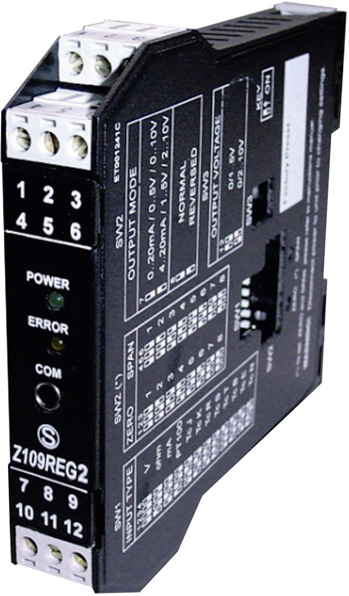 Transmiter pro Pt100/Ni100/Pt1000 Wachendorff WZ109REG2
