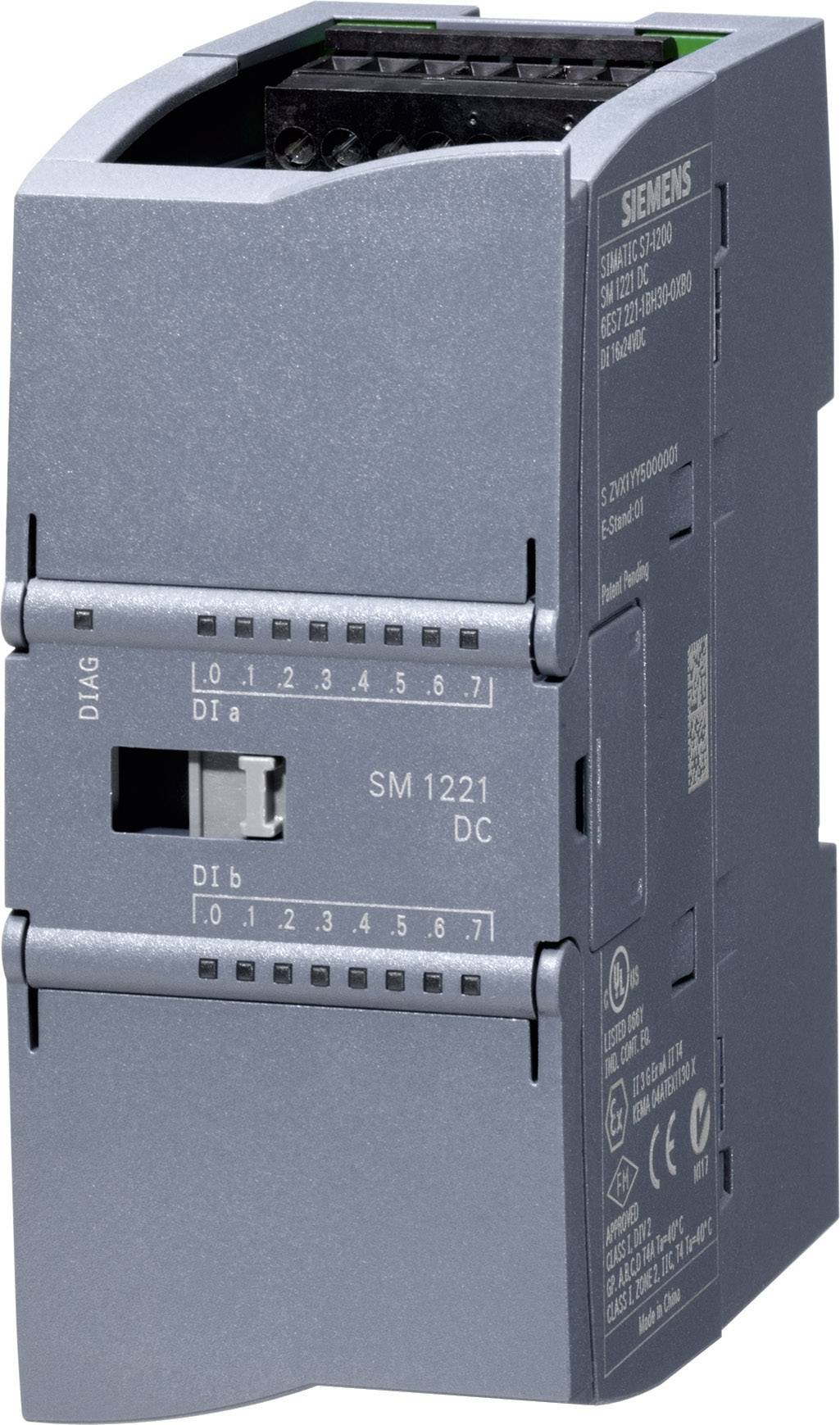 Rozšiřovací modul Siemens SM 1221 (6ES7221-1BF32-0XB0)
