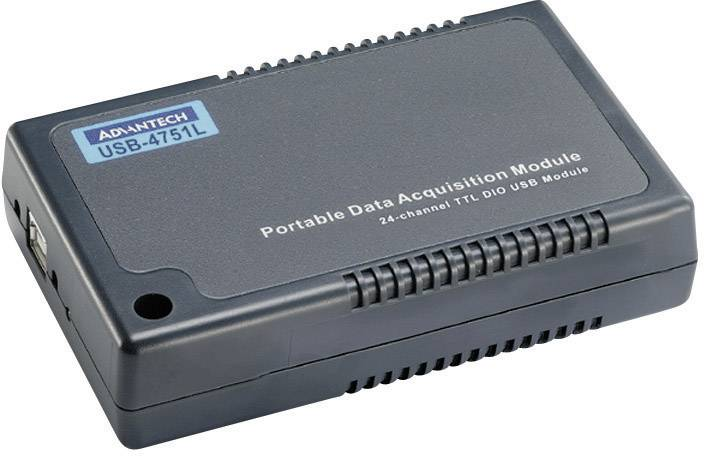 USB modul TTL DIO 24kan. Advantech USB-4751L-AE