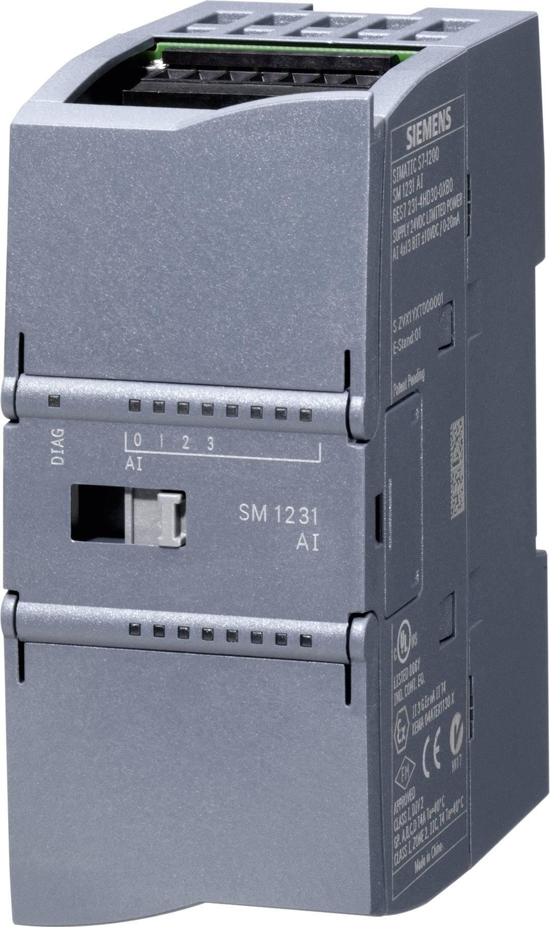 Rozšiřovací PLC modul Siemens SM 1231 (6ES7231-5QF32-0XB0)