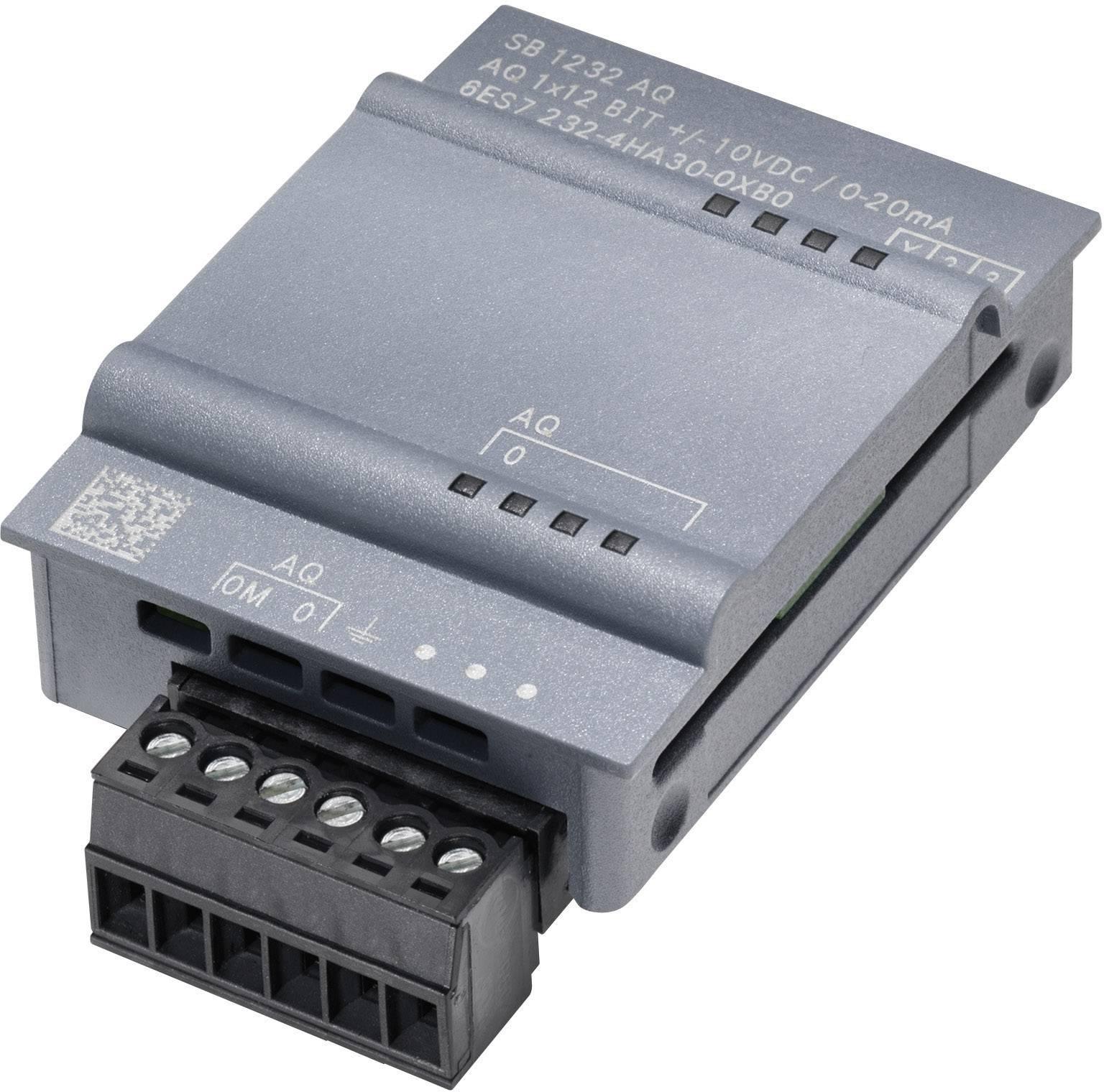 PLC rozširujúci modul Siemens SB 1232 6ES7232-4HA30-0XB0
