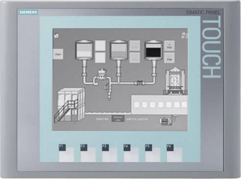 Monochromatický STN displej dotykový Siemens SIMATIC KTP600 (6AV6647-0AB11-3AX0), 512 kB