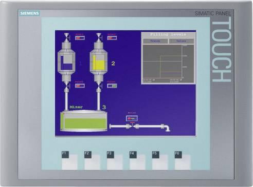 Monochromatický STN displej dotykový Siemens SIMATIC KTP600 (6AV6647-0AD11-3AX0), 512 kB