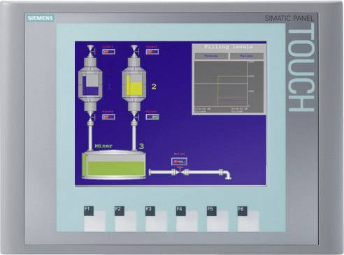 Rozširujúci displej Siemens SIMATIC KTP600 6AV6647-0AD11-3AX0