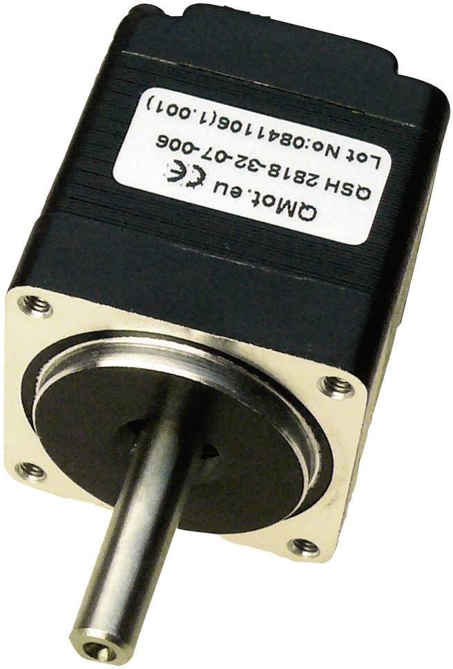 QMot Krokové motory 28 mm, 1,8°, 0,67A, 0,06 NM