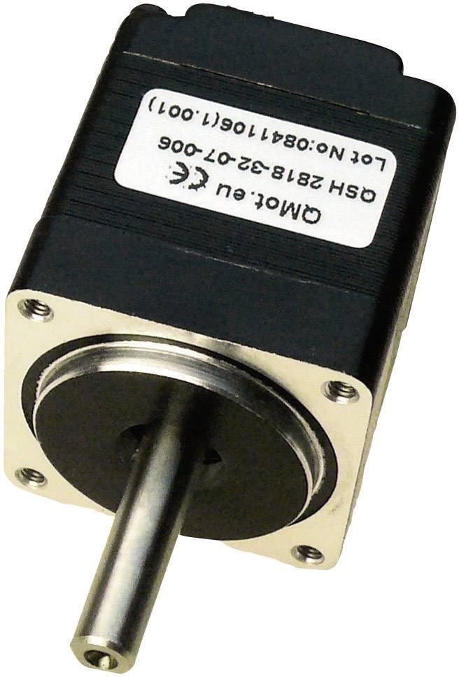 QMot Krokové motory 28 mm, 1,8°, 0,67A, 0,12 NM