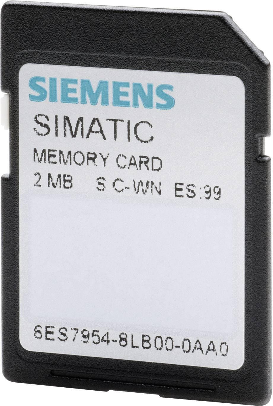 Pamäťovýmodul Siemens SIMATIC S7 Memory Card 6ES7954-8LC02-0AA0