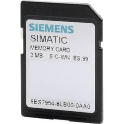 Paměťové PLC úložiště Siemens SIMATIC S7 Memory Card (6ES7954-8LC02-0AA0)
