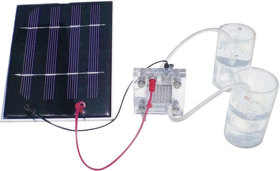 Experimentálna súprava Horizon Brennstoffzellen Power-Set FCJJ-16, od 12 rokov