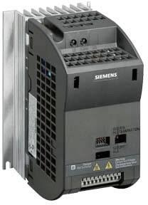 Menič frekvencie SINAMICS G110 Siemens, 1-fázový , 0.55 kW