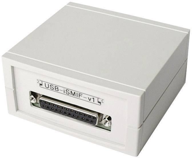 Mikroprocesorový kontroler krokových motorů Emis iSMIF-USB, 3 x 5 V/DC