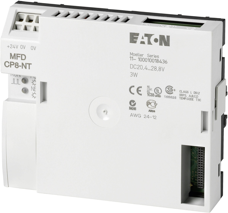 PLC rozširujúci modul Eaton MFD-CP8-NT 265253, 24 V/DC