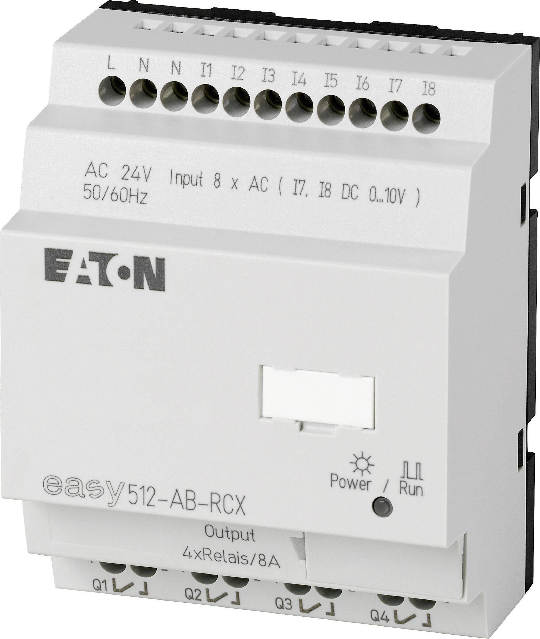 Riadiacimodul Eaton easy 512-AB-RX 274102, 24 V/AC