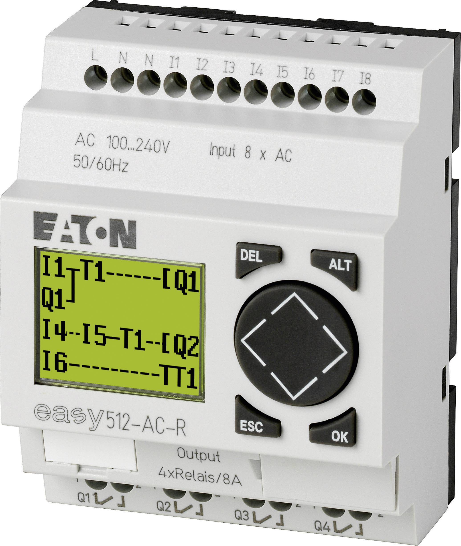 Riadiacimodul Eaton easy 512-AC-R 274103, 115 V/AC, 230 V/AC