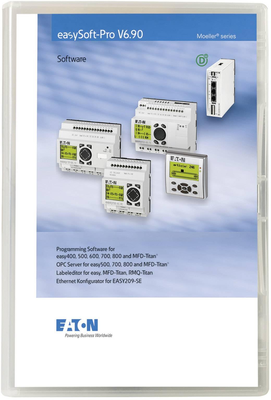 Software Eaton easy-SOFT-PRO