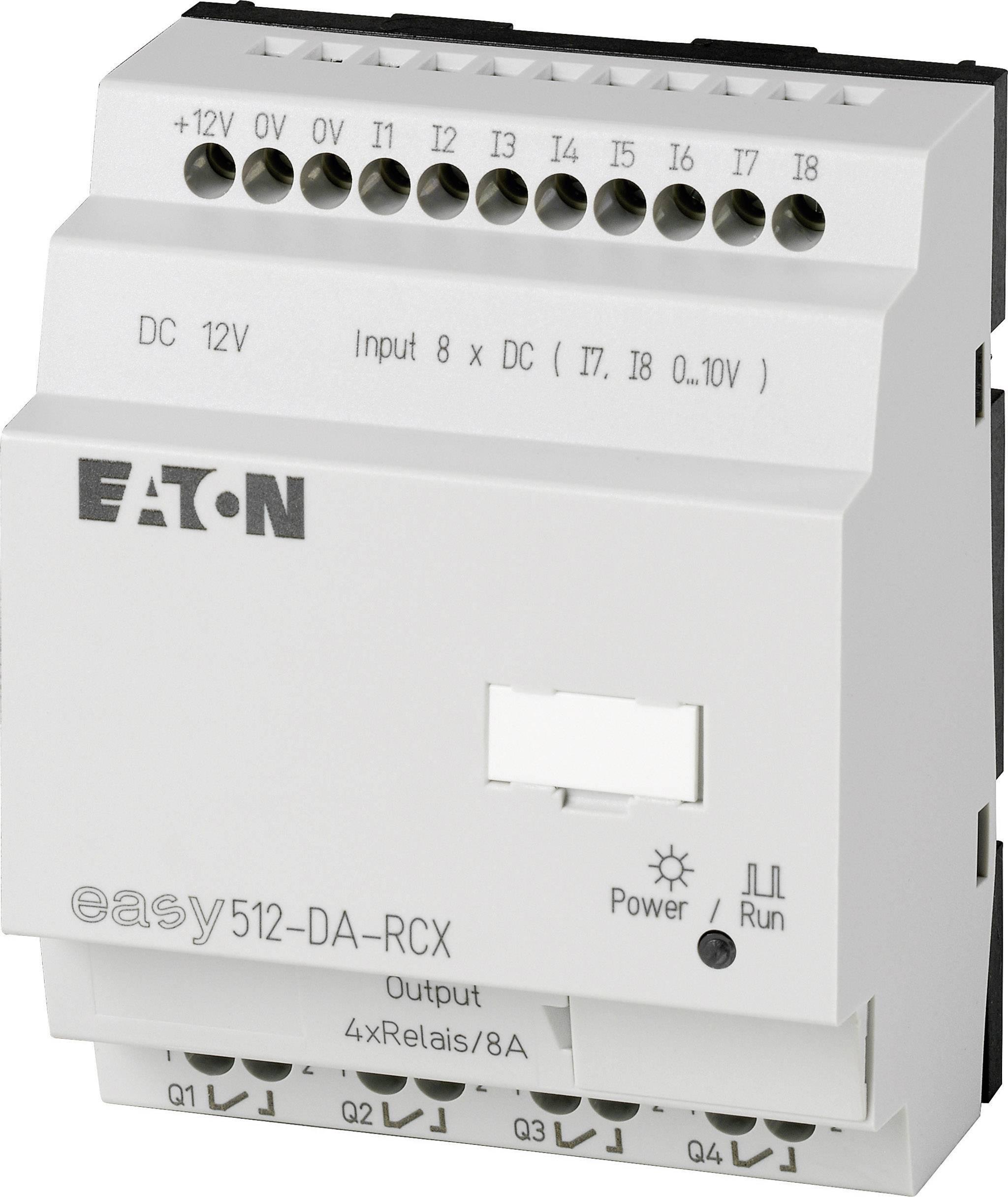 Riadiacimodul Eaton easy 512-DA-RCX 274107, 12 V/DC