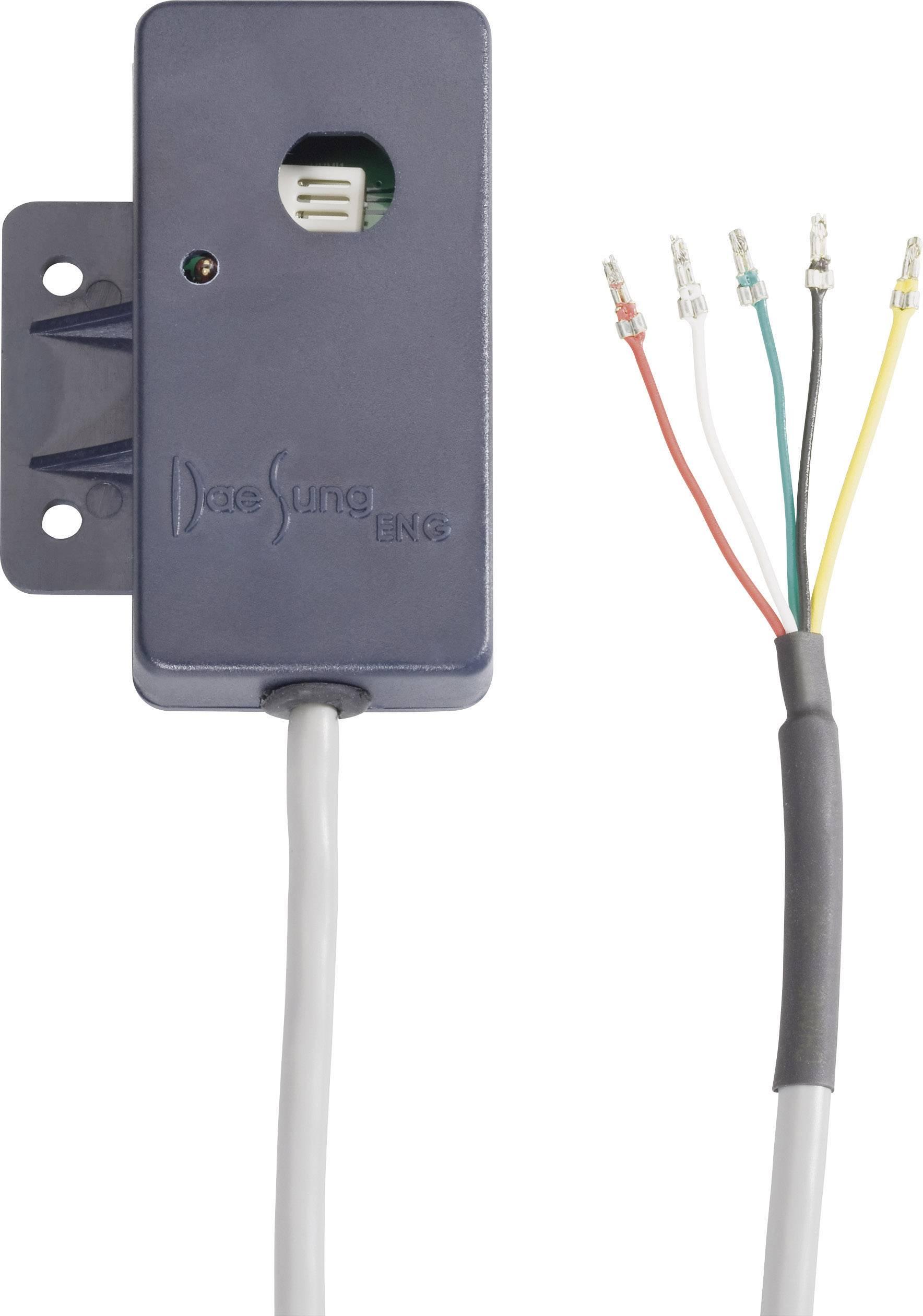 Teplotní a vlhkostní senzor NTC10K DS4000NH, -40 až 65 °C