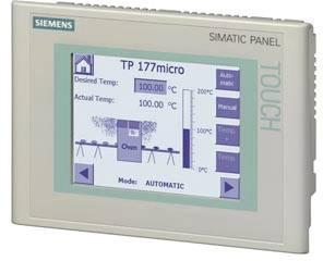 Rozširujúci displej Siemens TP 177micro 6AV6640-0CA11-0AX1