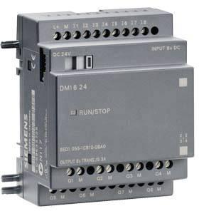 PLC rozširujúci modul Siemens LOGO! 6ED1055-1CB10-0BA0, 24 V/DC