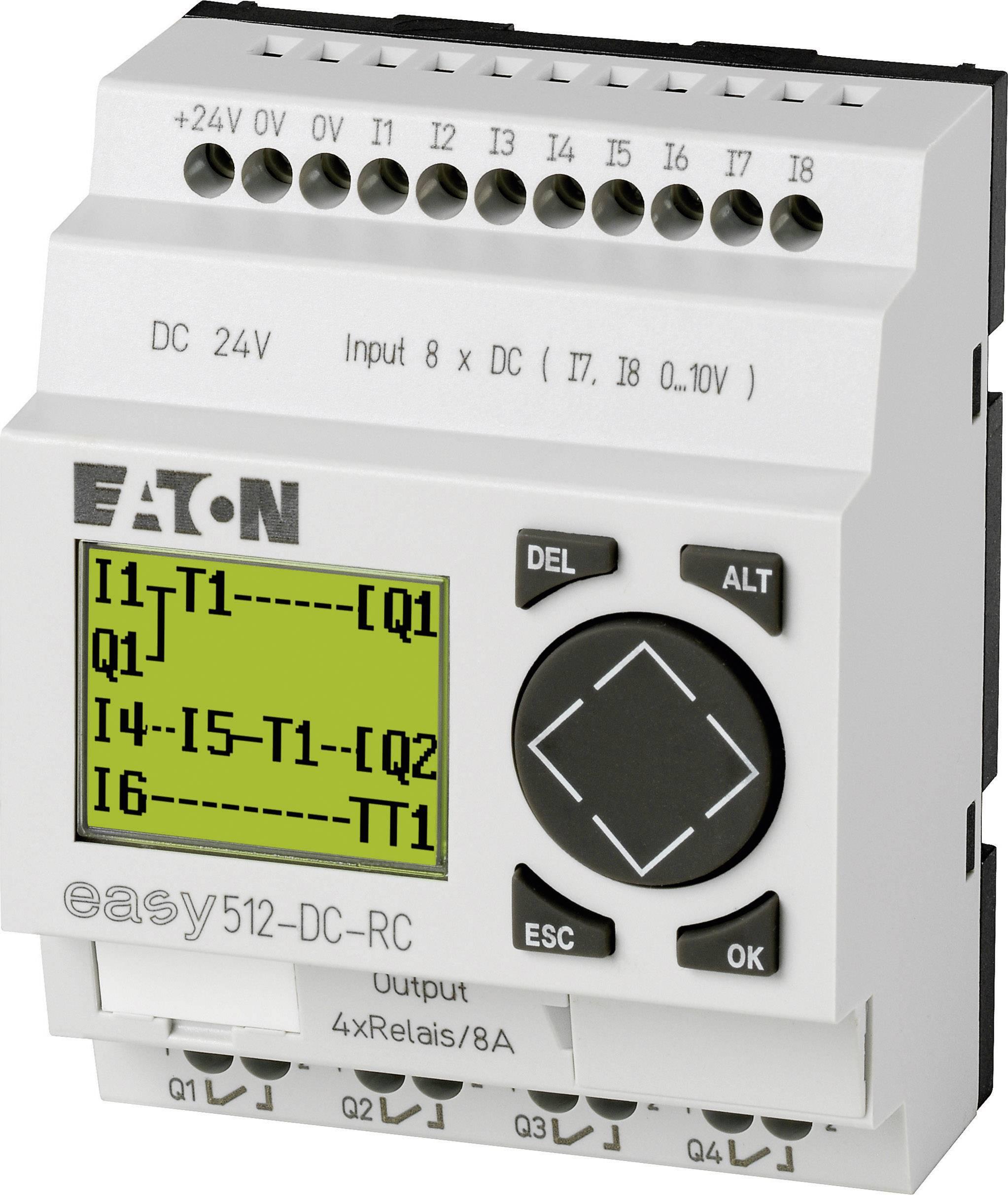 Riadiacimodul Eaton easy 512-DC-RC 274109, 24 V/DC
