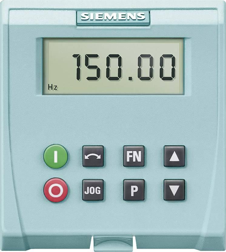 SINAMICS G110 BASIC OPERATOR